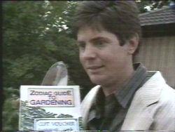 Joe Mangel in Neighbours Episode 1095