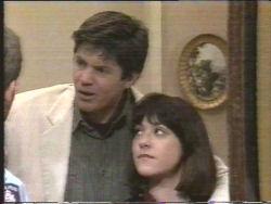 Joe Mangel, Kerry Bishop in Neighbours Episode 1095