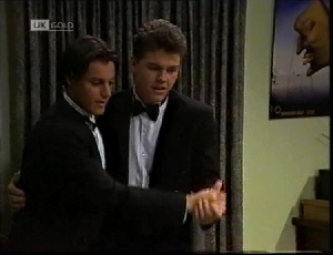 Rick Alessi, Michael Martin in Neighbours Episode 2184