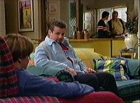 Tad Reeves, Toadie Rebecchi, Paul McClain, Harold Bishop in Neighbours Episode 3457