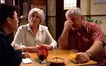 Tuong Pham, Madge Bishop, Lou Carpenter in Neighbours Episode 3636