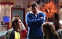 Joel Samuels, Joe Scully, Felicity Scully in Neighbours Episode 3710