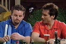 Toadie Rebecchi, Darcy Tyler in Neighbours Episode 4242