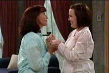 Susan Kennedy, Libby Kennedy in Neighbours Episode 4269