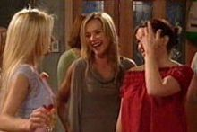 Dee Bliss, Steph Scully, Libby Kennedy in Neighbours Episode 4292