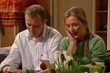Max Hoyland, Steph Scully in Neighbours Episode 4294