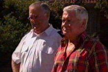 Harold Bishop, Lou Carpenter in Neighbours Episode 4295