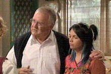 Sky Mangel, Harold Bishop in Neighbours Episode 4304