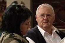 Sky Mangel, Harold Bishop in Neighbours Episode 4305