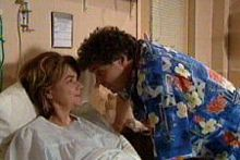 Lyn Scully, Joe Scully in Neighbours Episode 4309