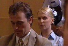 Stuart Parker, Sgt. Joanna Douglas in Neighbours Episode 4309