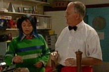 Sky Mangel, Harold Bishop in Neighbours Episode 4310