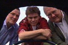 Max Hoyland, Joe Scully, Harold Bishop in Neighbours Episode 4311