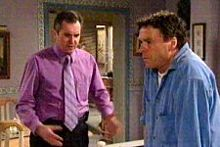 Karl Kennedy, Joe Scully in Neighbours Episode 4317