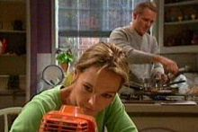 Max Hoyland, Steph Scully in Neighbours Episode 4317