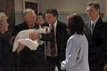 Valda Sheergold, Harold Bishop, Oscar Scully, Susan Kennedy, Karl Kennedy in Neighbours Episode 4318