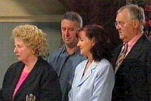 Gino Esposito, Valda Sheergold, Susan Kennedy, Harold Bishop in Neighbours Episode 4318