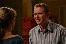 Max Hoyland, Steph Scully in Neighbours Episode 4322