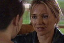 Steph Scully, Libby Kennedy in Neighbours Episode 4323