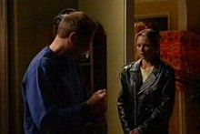 Max Hoyland, Steph Scully in Neighbours Episode 4323