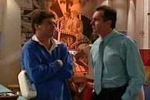 Joe Scully, Karl Kennedy in Neighbours Episode 4323