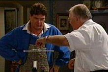 Harold Bishop, Joe Scully in Neighbours Episode 4324