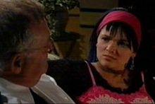 Harold Bishop, Sky Mangel in Neighbours Episode 4325