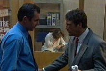 Karl Kennedy, Lyn Scully, Alec Skinner in Neighbours Episode 4327