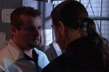 Toadie Rebecchi, Rocco Cammeniti in Neighbours Episode 4330