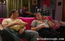 Taj Coppin, Stuart Parker, Toadie Rebecchi in Neighbours Episode 4334