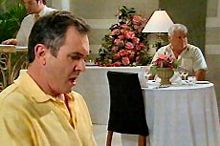 Karl Kennedy, Lou Carpenter in Neighbours Episode 4348