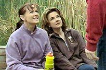Susan Kennedy, Lyn Scully in Neighbours Episode 4350