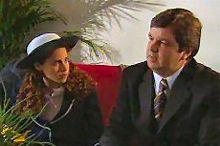 David Bishop, Serena Bishop in Neighbours Episode 4352