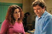 Liljana Bishop, David Bishop in Neighbours Episode 4353