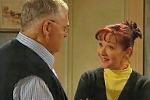 Harold Bishop, Susan Kennedy in Neighbours Episode 4353
