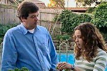David Bishop, Serena Bishop in Neighbours Episode 4353