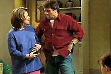 Lyn Scully, Joe Scully, Susan Kennedy in Neighbours Episode 4353