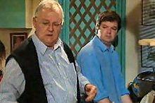 Harold Bishop, David Bishop in Neighbours Episode 4353