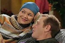 Steph Scully, Max Hoyland in Neighbours Episode 4354