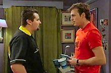 Toadie Rebecchi, Stuart Parker in Neighbours Episode 4354