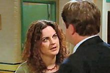 Liljana Bishop, David Bishop in Neighbours Episode 4357