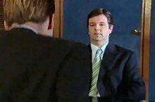Tim Collins, David Bishop in Neighbours Episode 4357