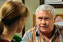 Lou Carpenter, Nina Tucker in Neighbours Episode 4360