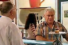 Harold Bishop, Lou Carpenter in Neighbours Episode 4360
