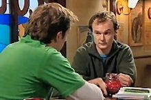Jonathan Verne, Stuart Parker in Neighbours Episode 4360
