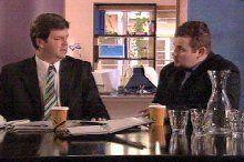 David Bishop, Toadie Rebecchi in Neighbours Episode 4363