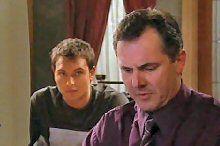 Taj Coppin, Karl Kennedy in Neighbours Episode 4364