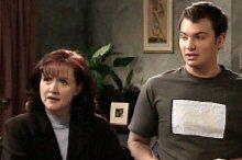 Susan Kennedy, Taj Coppin in Neighbours Episode 4364