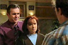Karl Kennedy, Susan Kennedy, Stuart Parker in Neighbours Episode 4365