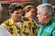 Lou Carpenter, Joe Scully in Neighbours Episode 4365